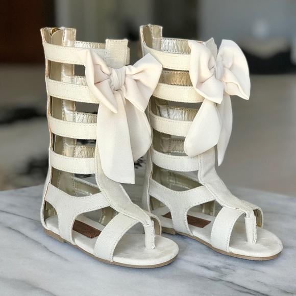 a9a1cc40318a8e Joyfolie toddler girls gladiator dress sandals